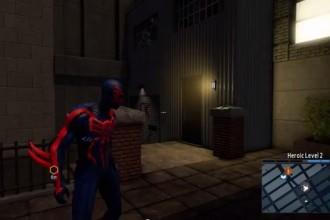 Amazing Spider Man Gameplay