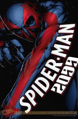 Spider-Man 2099 #3 Variant Cover