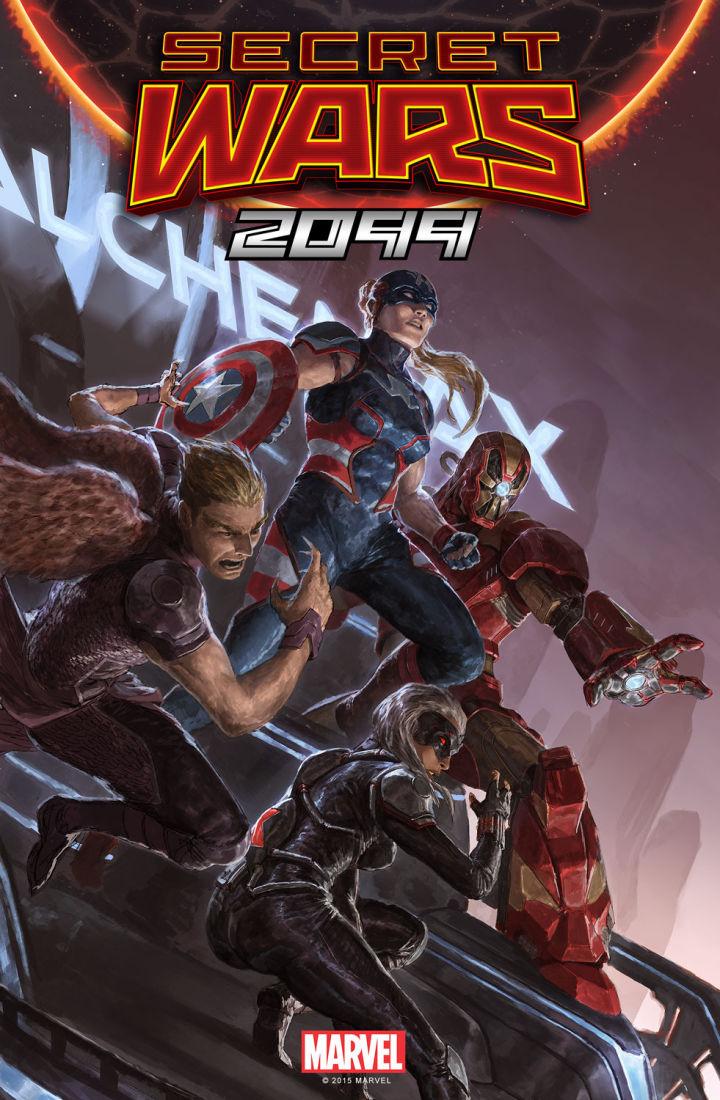 Secret Wars 2099 - Spider-Man 2099